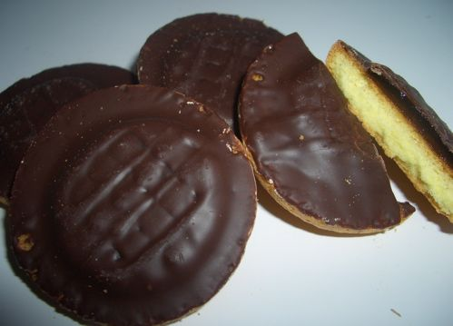 things to try: jaffa cakes