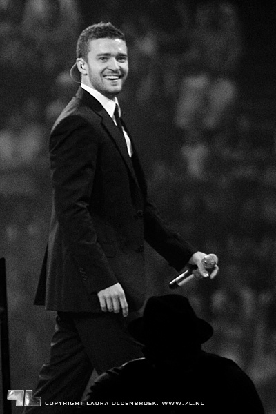 Justin Timerlake, FutureSex / LoveSounds, Amsterdam Arena 2007