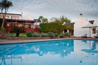 Dream Destinations (Regenwaldreisen): At Winkfield House, Somerset West, Südafrika