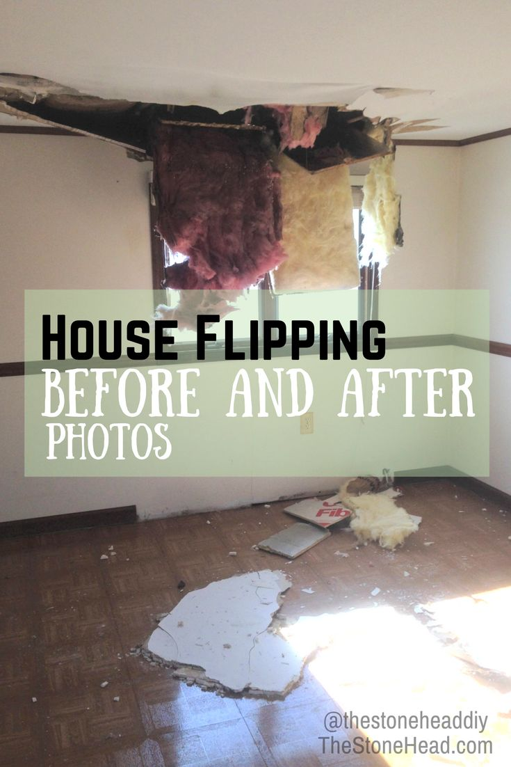 Kier here! Check out the ceiling in our first flip! Click the picture to head over to my blog for all the before and afters! #fixerupper #flippinghouses #fliphouse #thestoneheaddiy #thestonehead #bedroom #masterbedroom