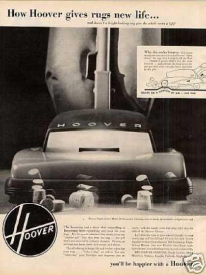 Hoover Vacuum Cleaner (1952)