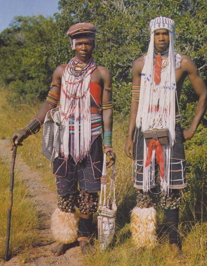 Africa | The Magic World of the Xhosa - Aubrey Elliott - Pg 39