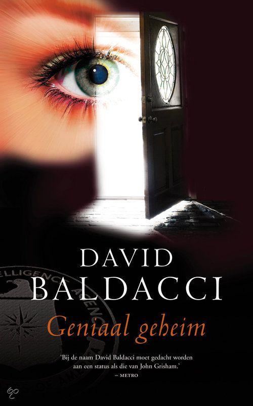 20130824 een echte Baldacci... Spannend! Eerste boek wat ik op mijn ereader las. Topervaring!