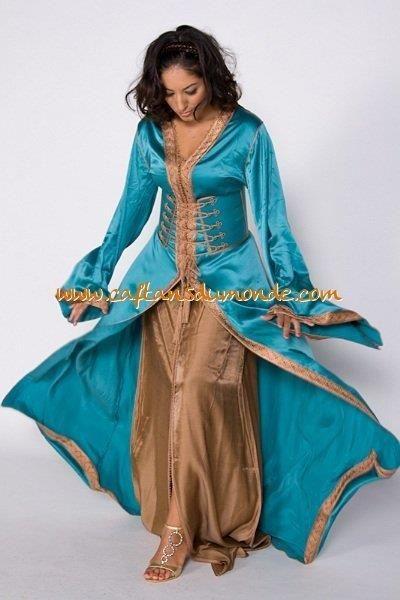 Марокканское национальное платье