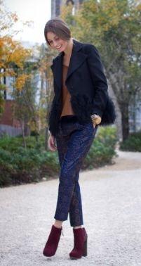 Pants and shirt – Tibi: Oliviapalermo, Fashion, Casual Chic, Silk Pants, Jackets, Brian Atwood, Celebs Style, Olivia Palermo, Style Blog