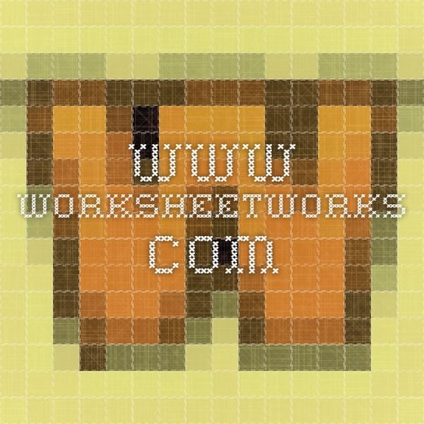 www.worksheetworks.com