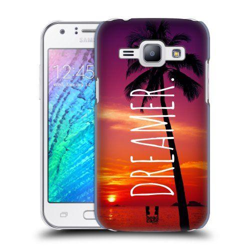 Pouzdro na mobil Samsung Galaxy J1 HEAD CASE MIX DREAMER