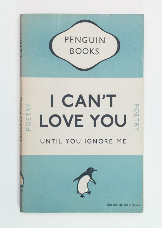 Penguin Book Cover Quotes ~ Top best ignore me ideas on pinterest