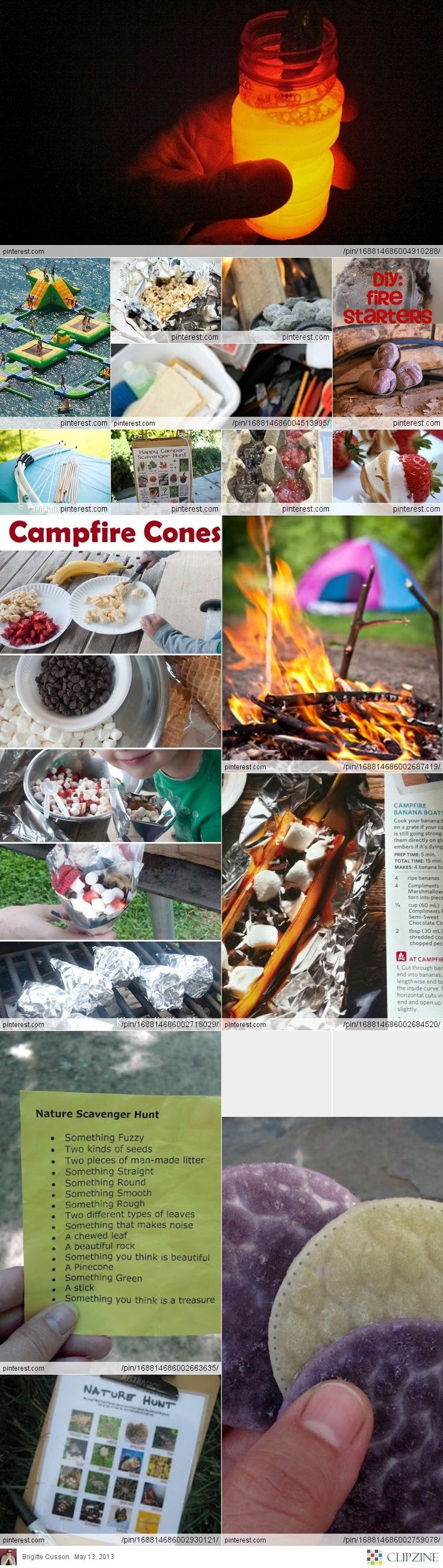 Summer Camping Ideas  (6/3/2013) Outdoors: Boating, Canoeing, Camping (CTS)