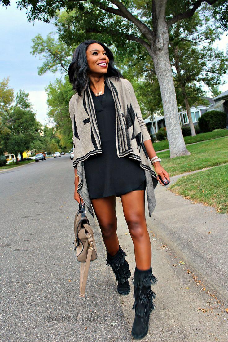 25  parasta ideaa Pinterestissä: Fringe boots outfit ...