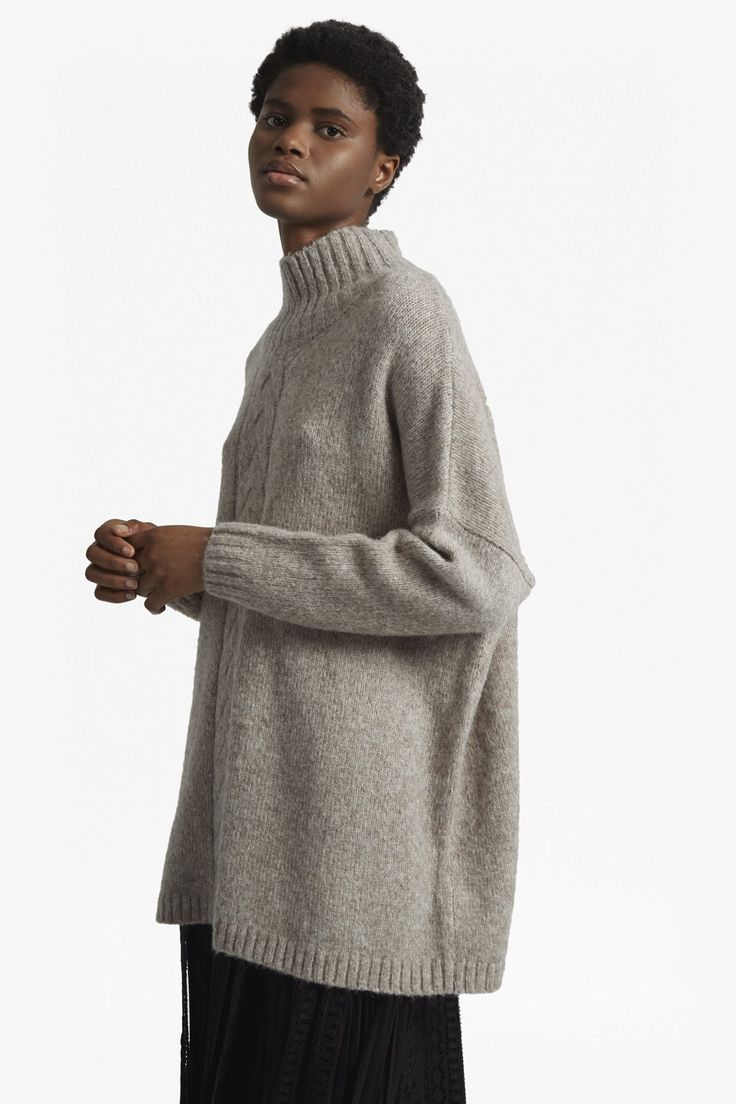 Best 25  Cable knit jumper ideas on Pinterest | Cable sweater ...