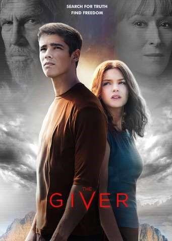 The Giver [Videoupptagning] ... Baserad på Lois Lawrys bestseller Den utvalde. Från 15 år.  #film #dvd