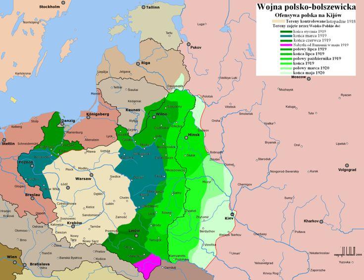 Stosunki polsko-ukraińskie - a wszystko mogło potoczyć się inaczej... - Niezwykle.com
