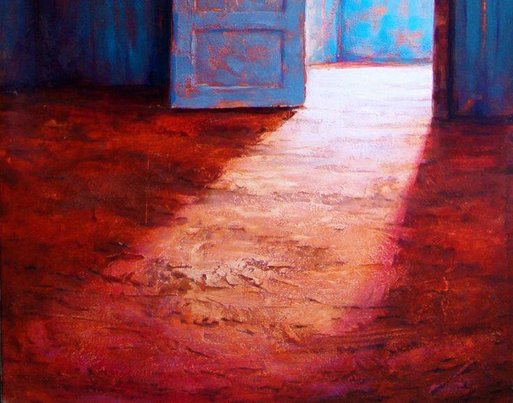 curiousity-floor texture on Stewart Forrest