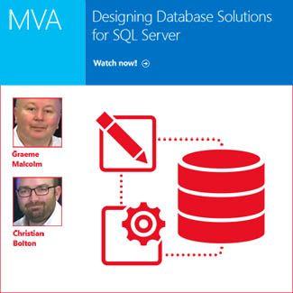 SQL Courses: SQL Server Online Training – Microsoft Virtual Academy
