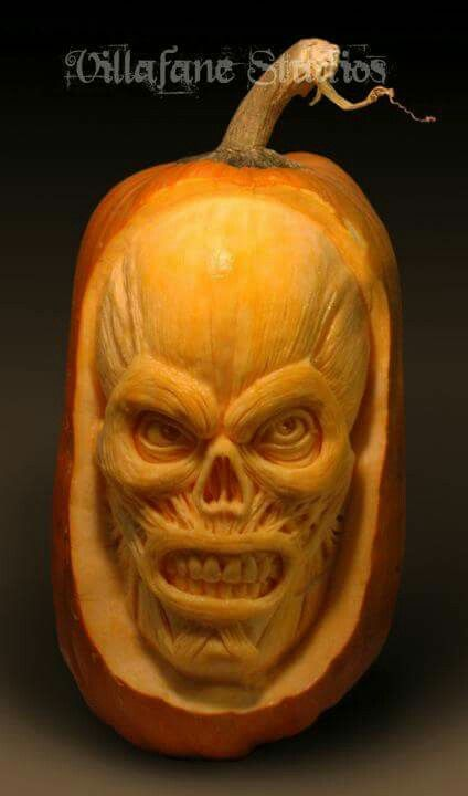 Best RAY VILLAFANE VILLAFANE STUDIOS Images On Pinterest - Mind blowing pumpkin carvings by ray villafane 2