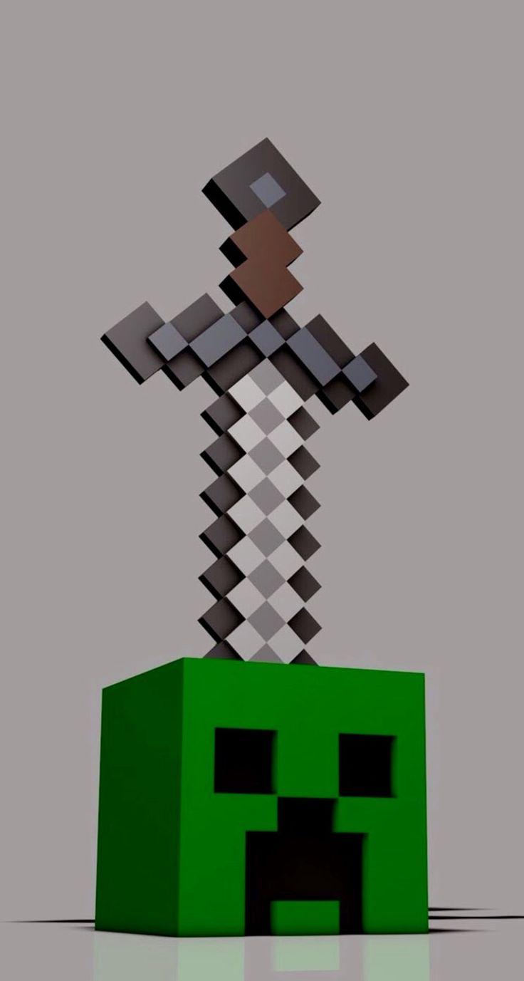 14 Besten Minecraft Ausmalbilder Bilder Auf Pinterest