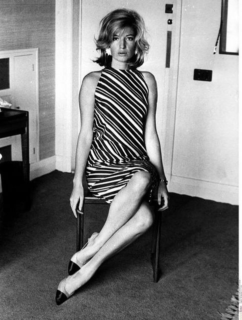 The magnetic beauty of Italian actress MONICA VITTI (60s)