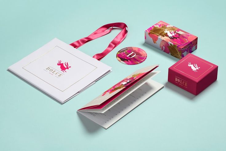 Dolce on Packaging of the World - Creative Package Design Gallery