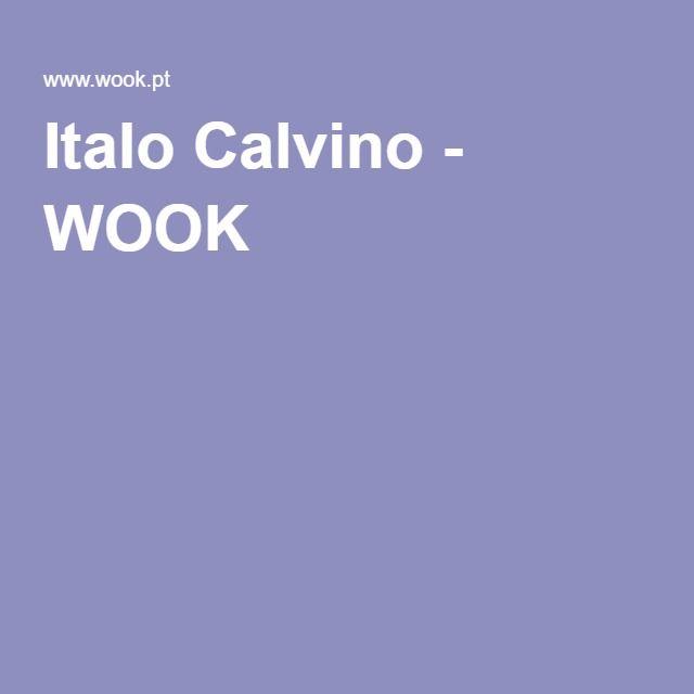 Italo Calvino - WOOK