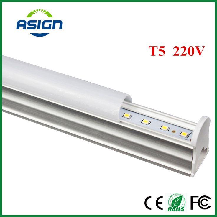 LED Tube Lamp T5 600mm 10W 300mm 6W 220V 240V 1ft 2ft LED Fluorescent Tubes Cold White Warm White led tube T5 light bulbs #Affiliate