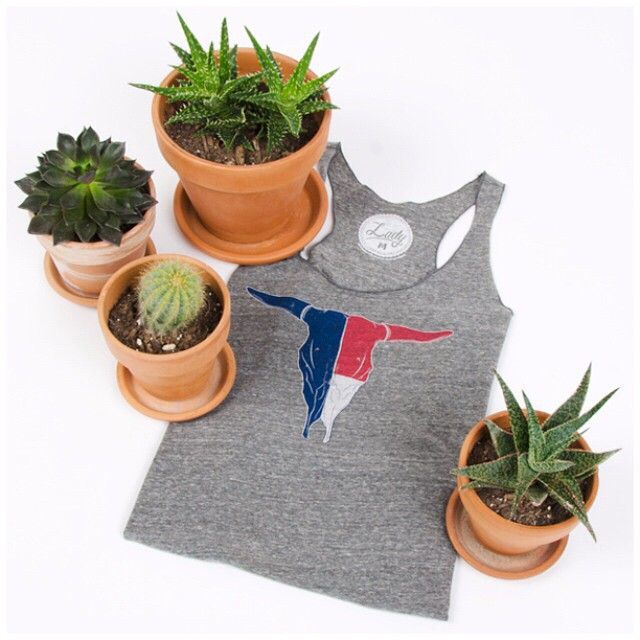 For all the ladies that are hooked on the Lone Star State.