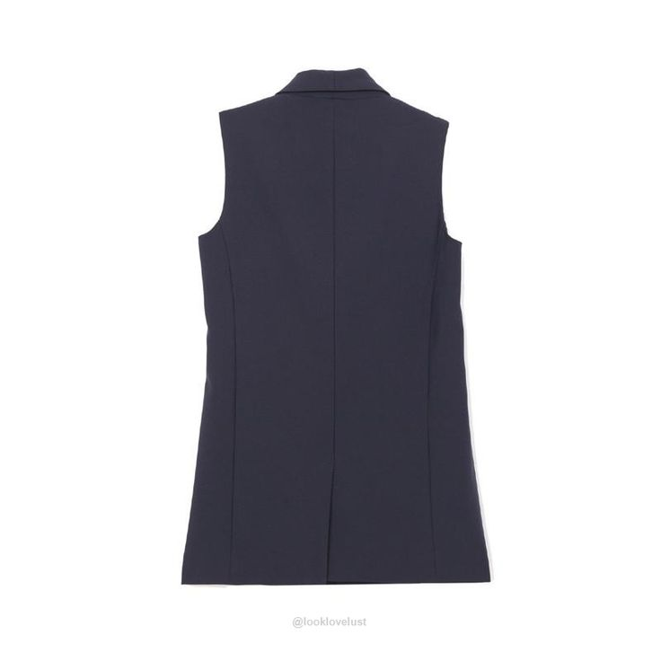 how to wear sleeveless blazer vest
