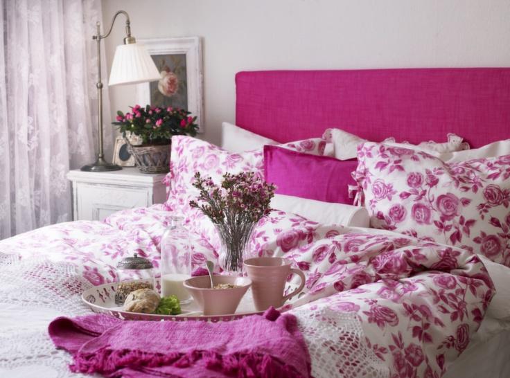 die besten 25 magenta schlafzimmer ideen auf pinterest. Black Bedroom Furniture Sets. Home Design Ideas