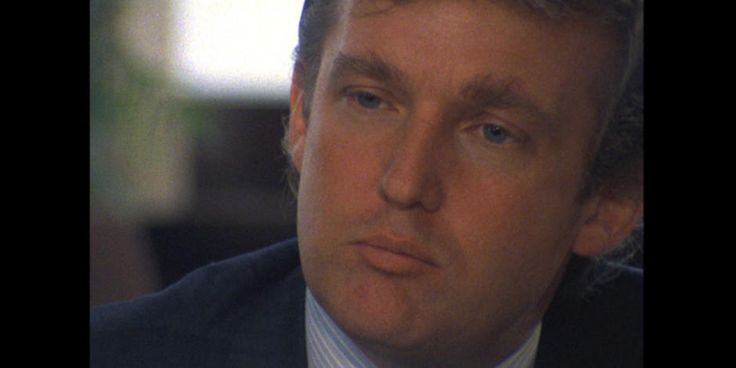 Young Donald Trump is Owen Wilson