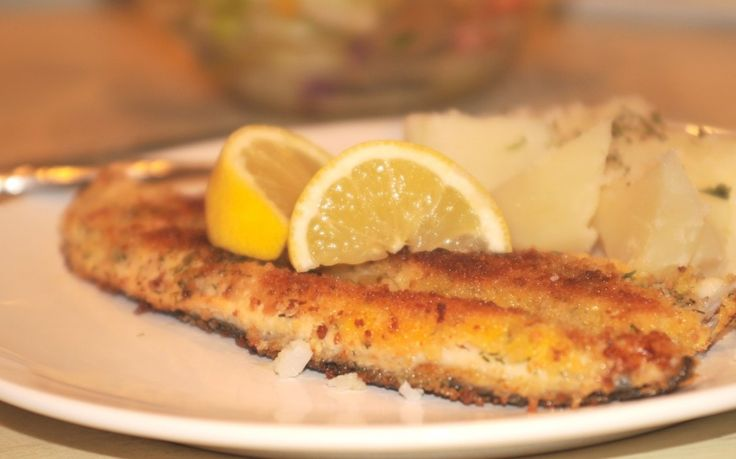 You will like this German Trout Recipe. Trout is a delicious fish, either from lakes or rivers. The best is the fillet. Authentic German recipe.