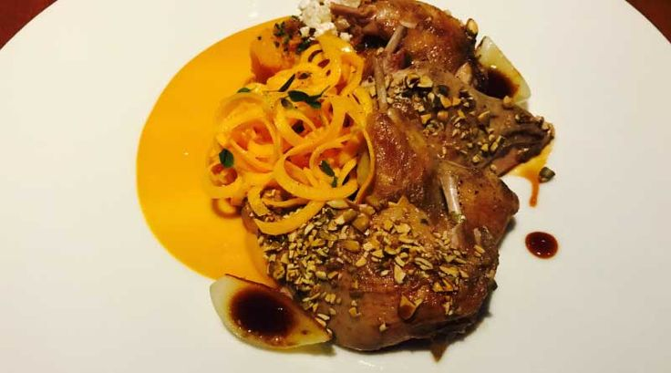 Roast Quail | Dinner by Heston
