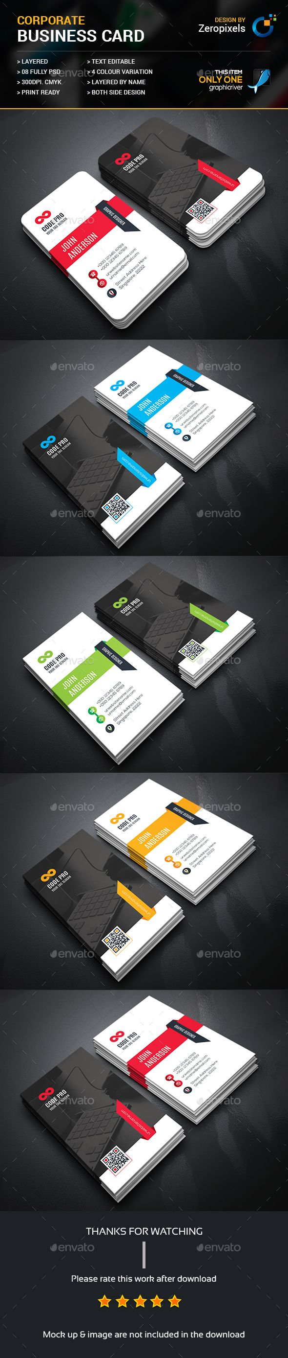 Free business card templates buy business card template most used that way all related business documents have the same look and feel reheart Images