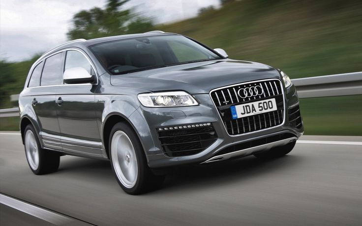 hq audi q7 wallpaper