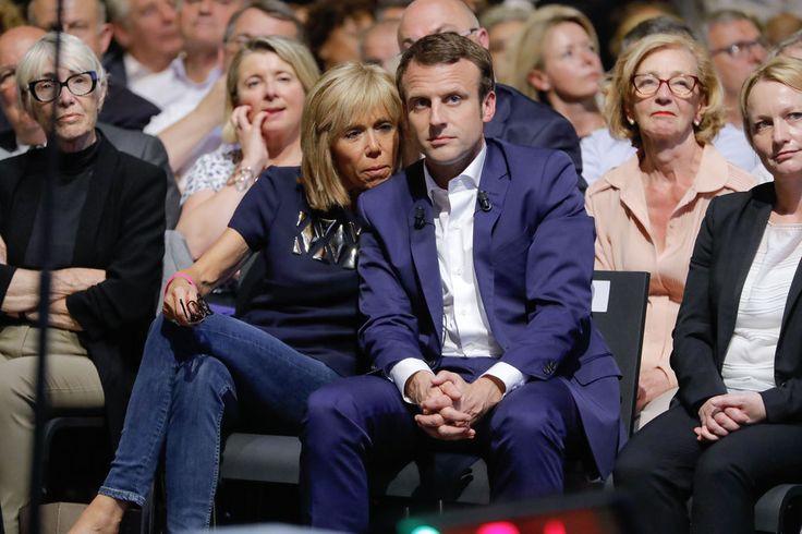 Brigitte Trogneux Macron a seulement 24 ans de plus que son mari: Sa Biographie – Tambour
