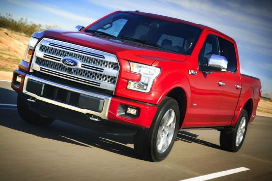 Top 5 Things You Must Know About the 2015 Ford F-150 - Motor Trend WOT