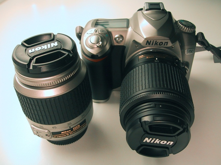 Photography and my Nikon D50