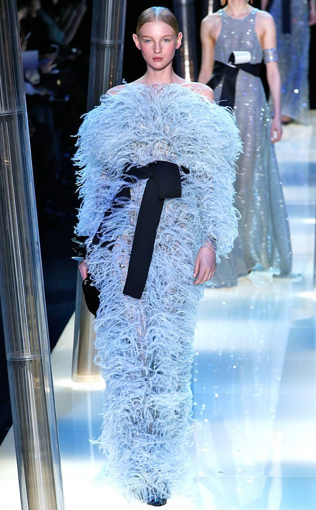 Giorgio Armani Prive from Paris Haute Couture Week: Best Looks