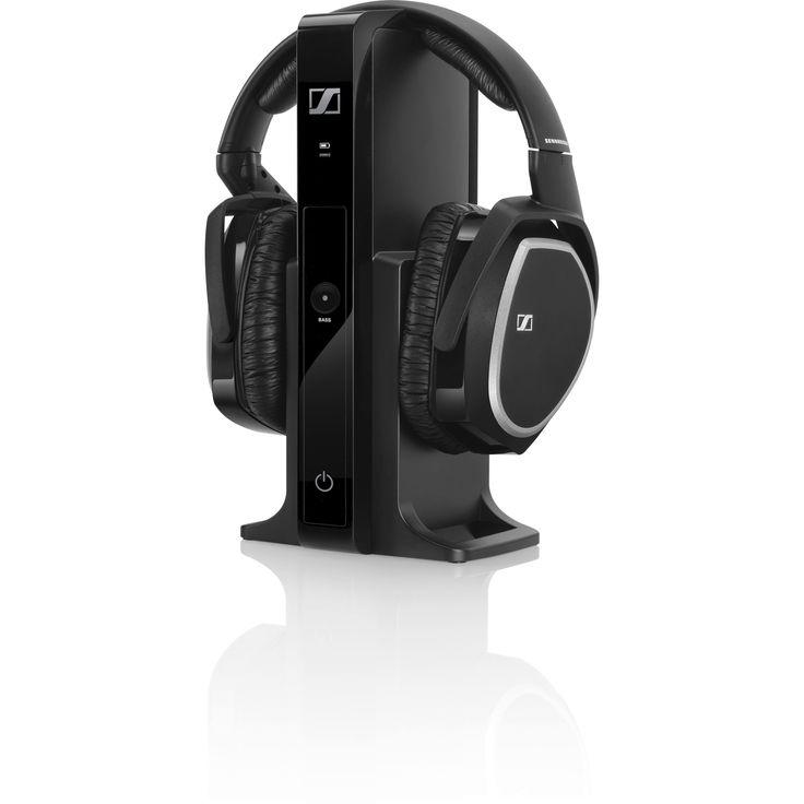Sennheiser RS 165 Digital Wireless Headphone System, #505562