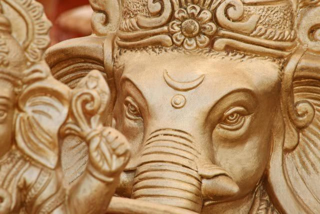 Ganesha, the popular Hindu deity, is known by many names. There are 108 different names of Ganesha, many of which are suitable for baby names - for both boys and girls. What are these various Sanskrit names of Ganesha and their meaning? Find out...
