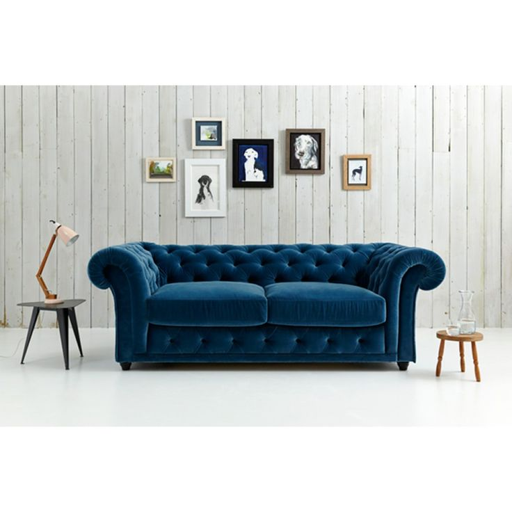 Churchill chesterfield sofa bed decor seating beds - Sofa cama chesterfield ...