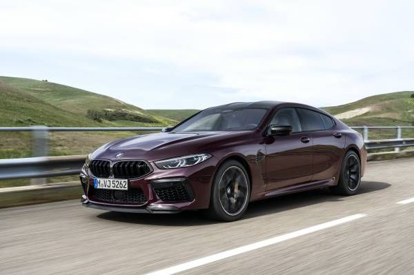 Bmw M8 Gran Coupe Competition Revealed Bmw Coupe Bmw Wagon