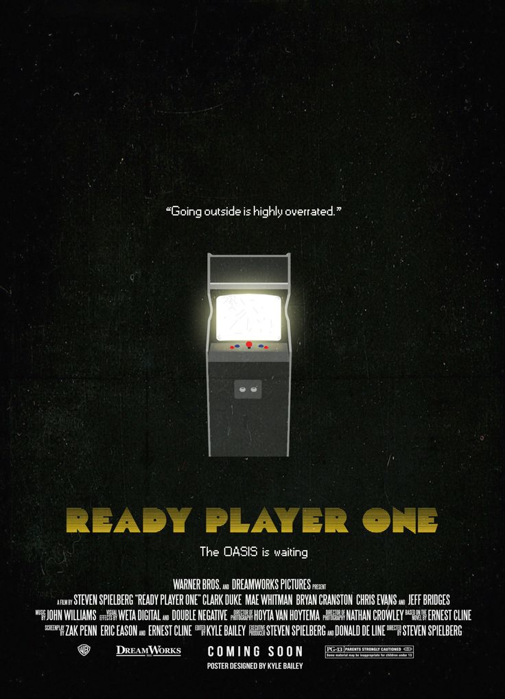 Ready Player One (2018) - When the creator of a popular video game system dies, a virtual contest is created to compete for his billions. And contest users are willing to kill to win. - Director: Steven Spielberg - Writers: Ernest Cline (screenplay), Zak Penn (screenplay) - Stars: Ben Mendelsohn, Mark Rylance, Simon Pegg - ACTION / SCI-FI / THRILLER - RELEASE DATE: March 30, 2018