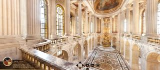 Enchanted Serenity of Period Films: The Chapel at Versailles