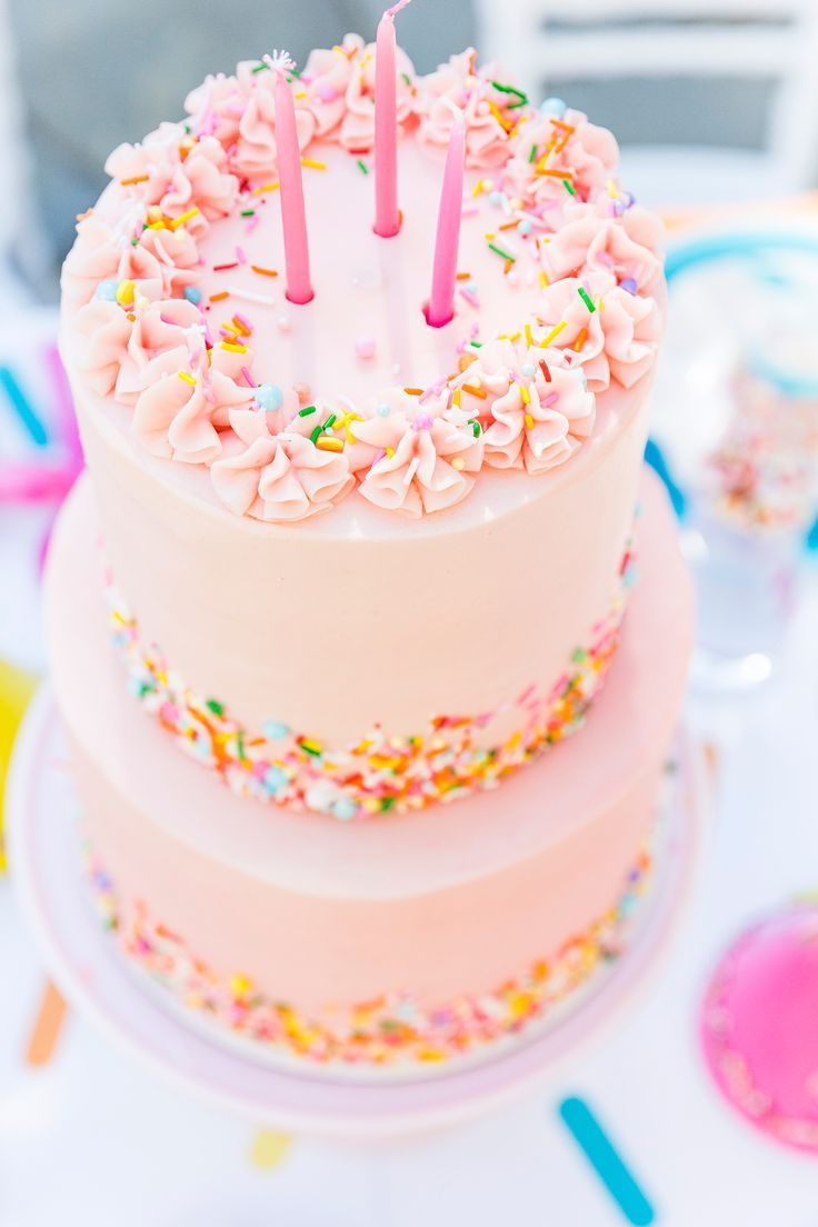 Sprinkles Party   Birthday tips and ideas!