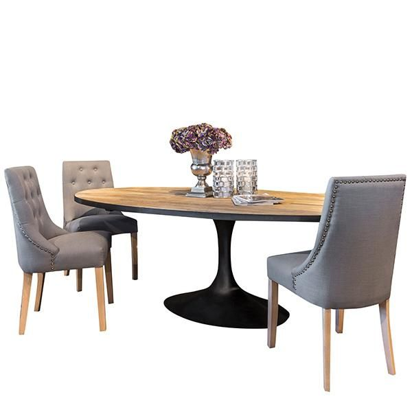 Kensington Reclaimed Wood Dining Table With Glass Top Dining