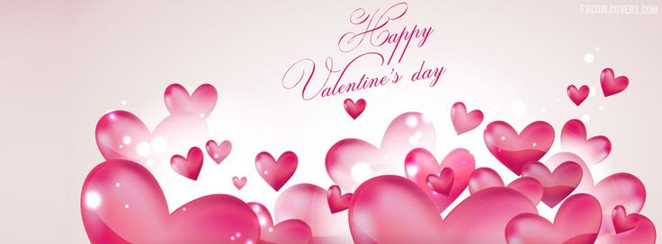 Happy Valentines Day Cover Photos