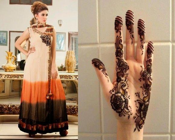 Rajasthani Mehndi Designs For Eid 2014 and Dress : Mehndi Designs Latest Mehndi Designs and Arabic Mehndi Designs