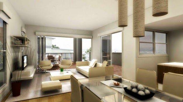 Dekorasi Ruang Keluarga Dengan gaya Modern Luas | Griya Indonesia
