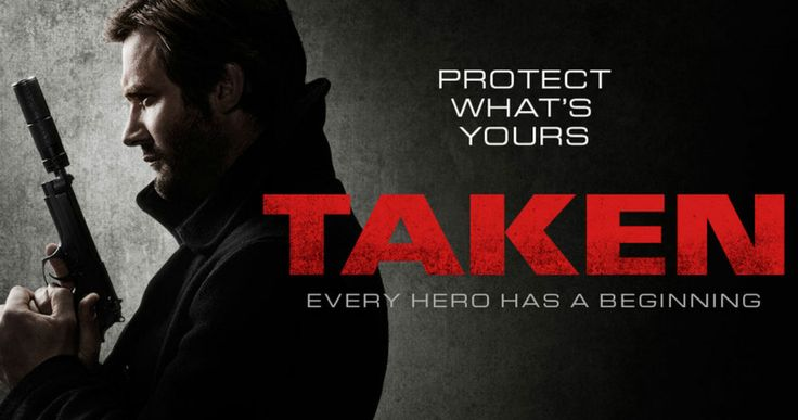 Taken TV Series Trailer Brings a Young Bryan Mills to NBC -- Clive Standen stars as a young Bryan Mills, who is recruited into the CIA after a harrowing tragedy in the first trailer for NBC's Taken. -- http://tvweb.com/taken-trailer-2017-nbc-tv-series/