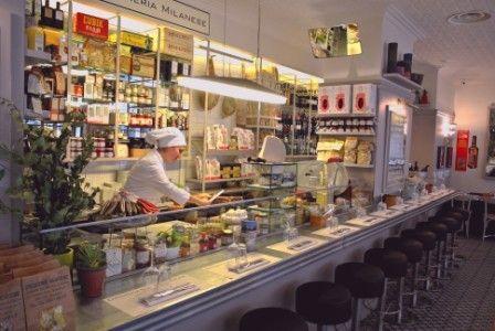 #Drogheria Milanese, Milan (Italian style tapas)